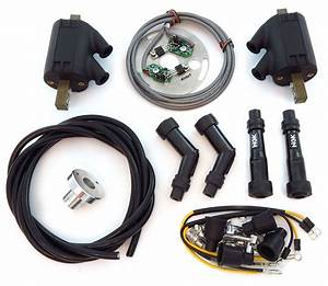 Electronic Ignition Kit - Pamco - Honda Cb750