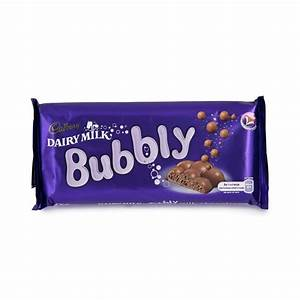 Cadbury Dairy Milk Bubbly 150g | Woolworths.co.za