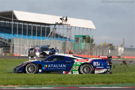 Saleen S7-R - Chassis: 082R - 2010 Le Mans Series ...