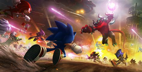 sonic forces  pc full game crack