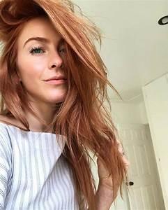 Julianne Hough39s Husband Loves Her New Red Hair