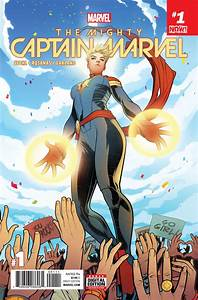 THE MIGHTY CAPTAIN MARVEL #1 preview – First Comics News