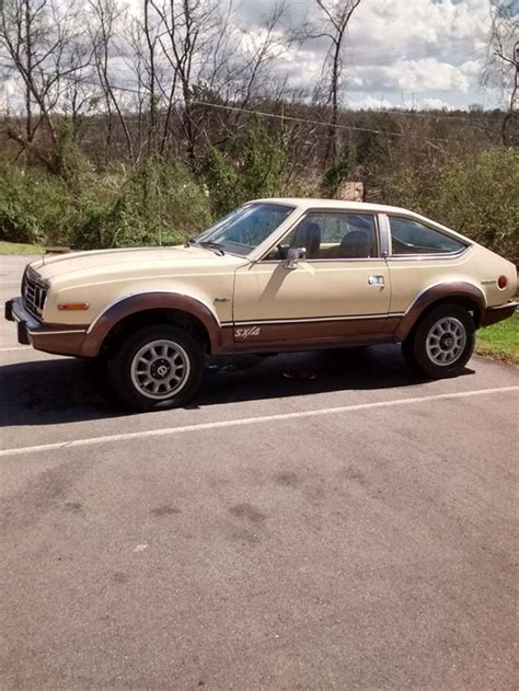 Amc Eagle Sx4 For Sale by 1982 Amc Eagle Sx4 For Sale Hickory Tennessee