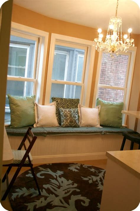 window bench cushions how to make a bay window bench seat cushion woodworking