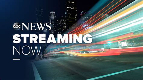Live News Stream  Abc Live Streaming Video  Abc News