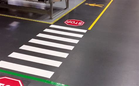 what color is lean how can your industrial floor support the lean