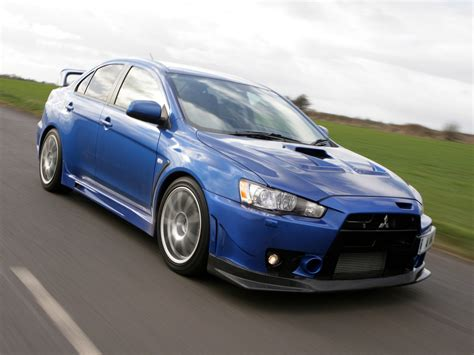 Mitsubishi Lancer Evolution X Specs & Photos