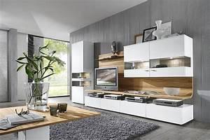 Moderne Möbel Wohnzimmer : moderne wohnwand m bel brucker ~ Sanjose-hotels-ca.com Haus und Dekorationen