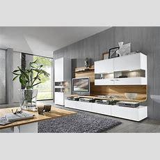 Moderne Wohnwand  Möbel Brucker