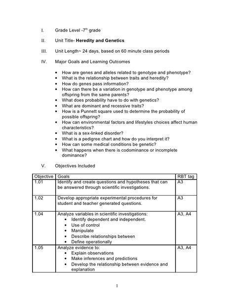 11 Best Images Of Mendel And Meiosis Worksheet Answers  Mendelian Genetics Worksheet Answer Key