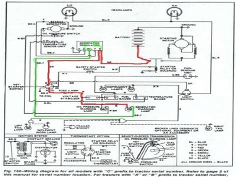 wiring diagram for ford naa jubilee tractor wiring forums