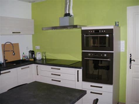 mur en cuisine cuisine aide pour choix de couleur peinture des murs de
