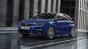 Peugeot 308 Diesel : 2018 peugeot 308 facelift brings new diesel 8 speed auto ~ Medecine-chirurgie-esthetiques.com Avis de Voitures