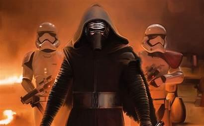 Ren Kylo Wars Star Stormtrooper Awakens Force