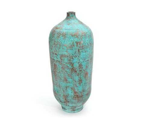 Teal Vase by Norr11 Teal Vase
