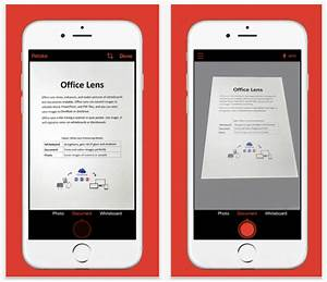 office lens app turns your iphone into a scanner bgr With iphone app office documents