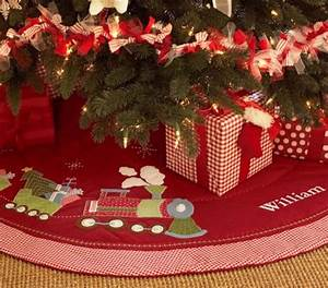 pottery barn quilted tree skirt 49 shipped today only With christmas tree skirt pottery barn