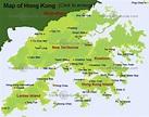 New Territories Map