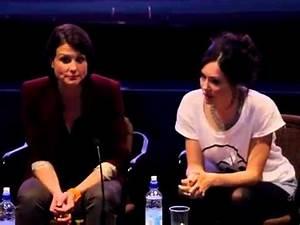 lipservice fan event Heather Peace & Anna Skellern 2 - YouTube