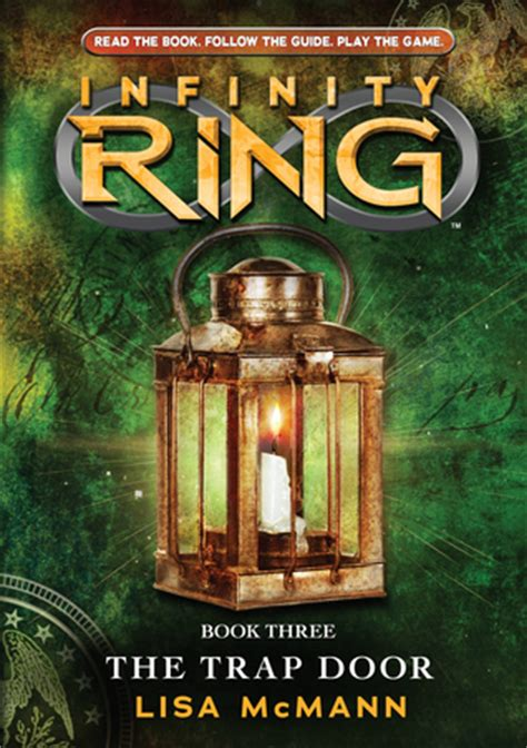 trap door infinity ring   lisa mcmann reviews discussion bookclubs lists