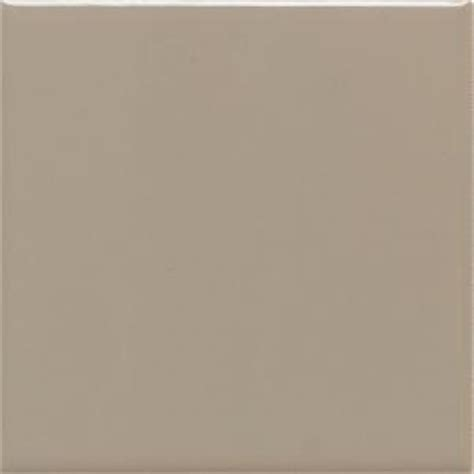 daltile matte uptown taupe 6 in x 6 in ceramic wall tile
