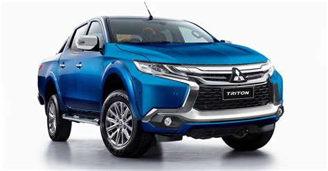 Mitsubishi Triton Picture by Mitsubishi Triton Gets The Dynamic Shield Styling Treatment