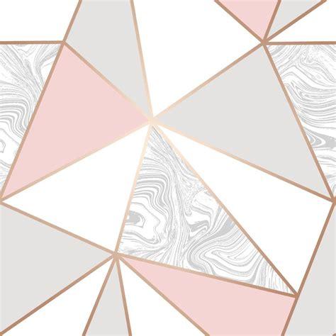 home copper i love wallpaper zara marble metallic wallpaper soft pink
