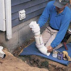 underground downspout diverter extension kit easy diy front yard landscaping pinterest