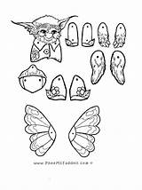 Puppet Coloring Pages Fnaf Pheemcfaddell Paper Moth Puppets Dolls Printable Fairy Cut Doll Toys Popular Getcolorings Visit Coloringhome Animal sketch template