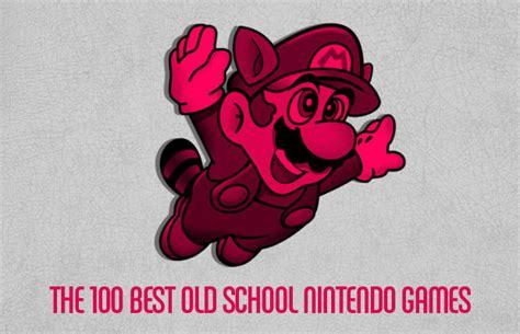 The 100 Best Old School Nintendo Games Complex