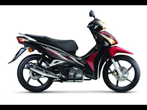 new honda wave 125i 2017 with detailed specifications