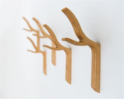 Branch Wall Hook Twig Coat Hook Wooden Coat Hook Modern