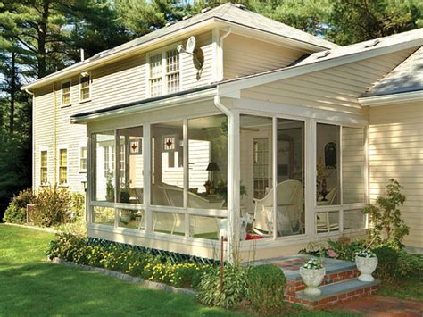 trailer sunrooms decoration house design screened in porch design ideas with porch