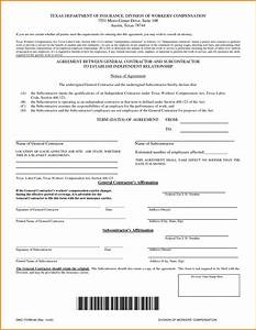 contractor contract templateindependent contractor With it contractor contract template