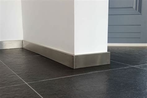 plinthe inox de 1mm d 233 paisseur doublage en bois contreplaqu 233 de 1 mm avec bord en retour
