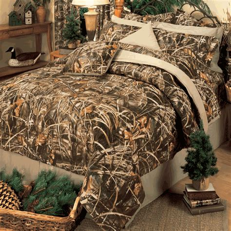 37366 camo bed set camouflage comforter sets california king size realtree