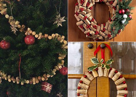 Weihnachtsdeko Fenster Einfach by Basteln Mit Korken Kreative Und Einfache Bastelideen F 252 R