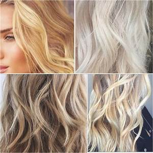 Types Of Blonde Hair Beautiful Types Of Blonde Different