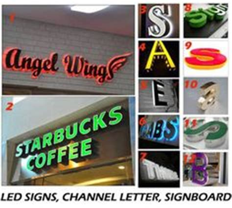 channel letter signs 1000 images about led sign on led signs 16730