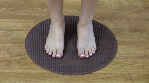 Foot Mat - foot reflexology at home in 2 minutes a day reflexology