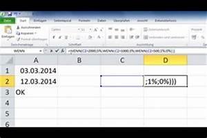 Excel Zelle Berechnen : excel zwei funktionen in einer zelle anwenden ~ Themetempest.com Abrechnung