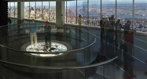 one world observatory opens on friday may 29th video