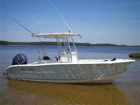 Quality Of Sea Pro Boats 1995 sea pro good boat good price the hull truth