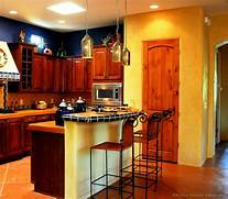 Pictures Of Kitchens Traditional Medium Wood Kitchens Cherry Cherry Kitchen Cabinetry As A Mid Range Route Kitchen Brown Cherry Wood Kitchen Cabinet And Kitchen Island With Elegant Home Designs Blog Home Design Ideas 3 Tier Kitchen Island
