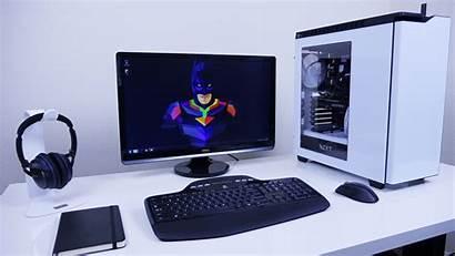 Gaming Setup Pc Build Computer 1800 Polar