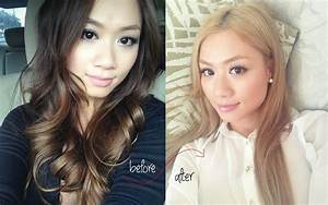 Changing Hair Color From Dark To Light Hair Colors Idea