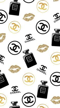 chanel  printable toppers stickers bottle caps