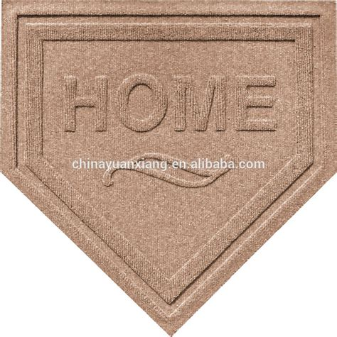 Home Plate Doormat by Baseball Team Home Plate Rugs Buy Home Plate Rugs Home