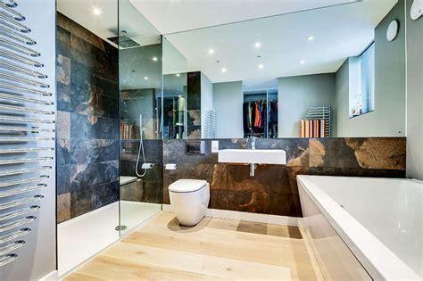 Modern Large Bathroom Ideas by 11 Luxury Bathrooms Homebuilding Renovating