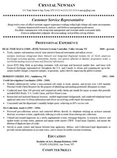 1000 images about resume on customer service